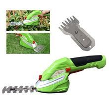 Cordless Electric Lawn Mower Set Weeding Scissors Home Garden Grass Trimmer Optimum Cutting and Improve Efficiency