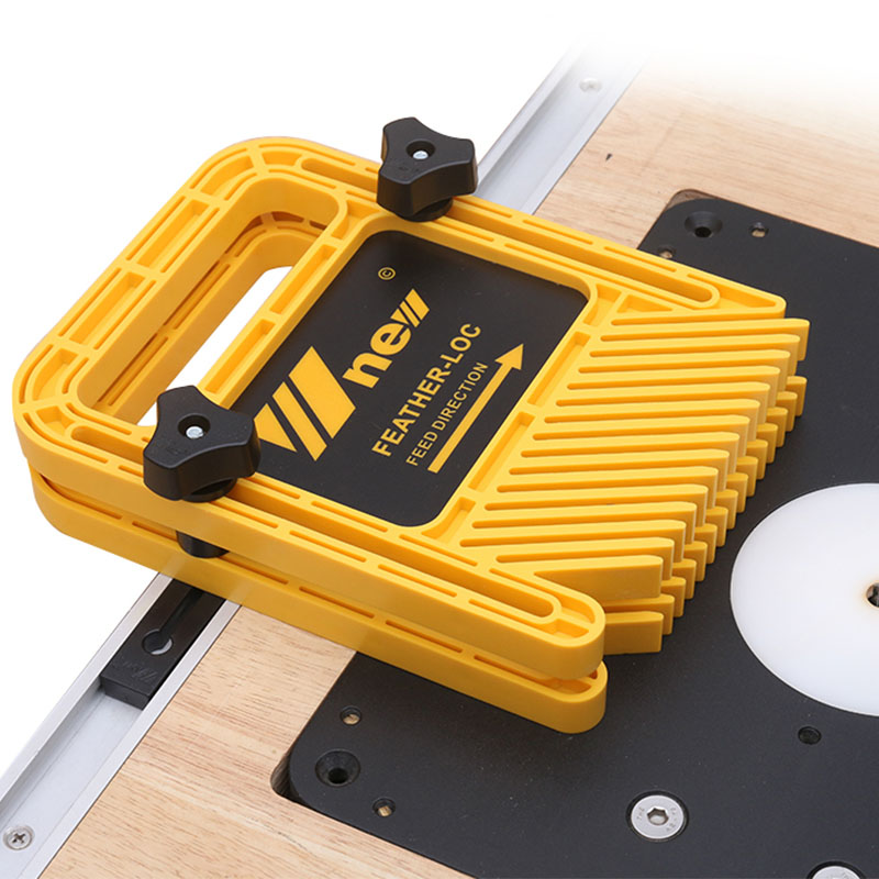 Multi-purpose Feather Loc board set Double Featherboards Miter Gauge Slot woodworking engraving tools for Circular Saw Cuts
