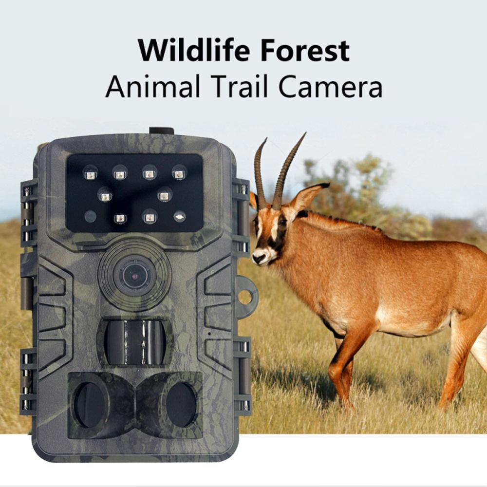 """Details about  /Upgrade PR700 Trail Game Camera 16MP 1080P Night Vision Cam with 2/"""" LCD IP66"""