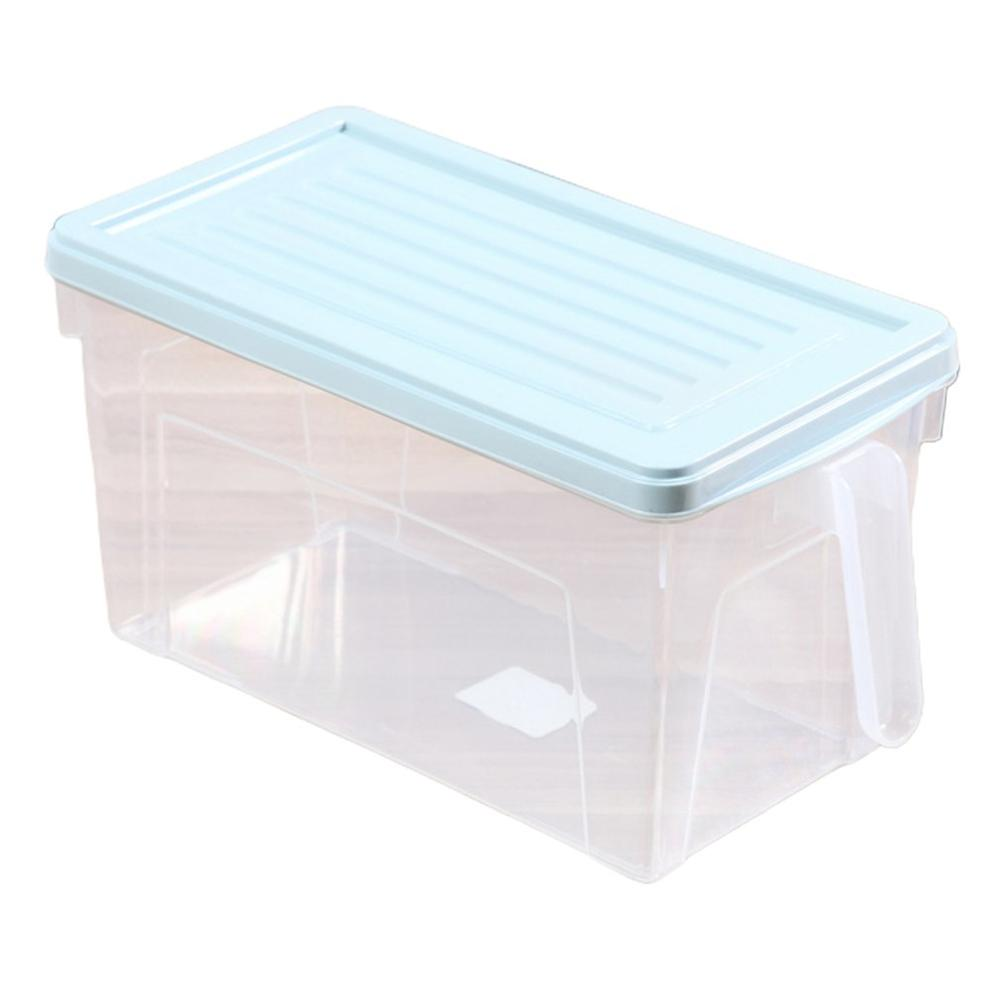 Refrigerator Storage Boxes Food keep Fresh Storage Box organizer Kitchen For Home Sealed Food Container organization boxes
