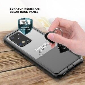 Image 4 - Ngoài Trời Chống Bụi Chống Bụi Dành Cho Samsung Galaxy Note 20 S20 Plus Ốp Lưng Silicone Mềm Dành Cho Samsung S20 cực Vỏ