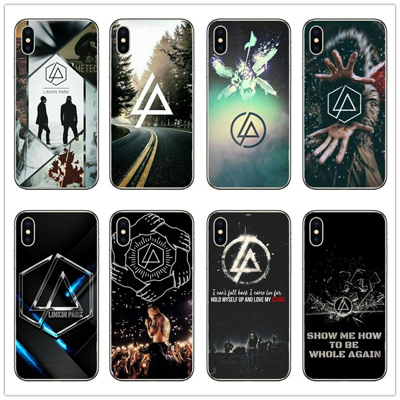 Linkin Park Chester Bennington case For iPhone 6 6s 7 8 Plus 5 5s ...