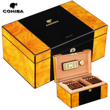 Роскошная сигарета cohiba humidor украшение для дома из кедра