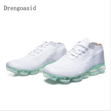 2019 New Summer Breathable Men Shoes Casual Fashions Male Mesh Sneakers Big Size Zapatillas Hombre Multicolo