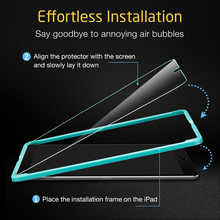 2pcs ESR Tempered Glass for iPad 7 Generration 10.2 2019 Air 3 iPad Pro 10.5 Screen Protector 9H Glass Film for iPad 7th Air 3