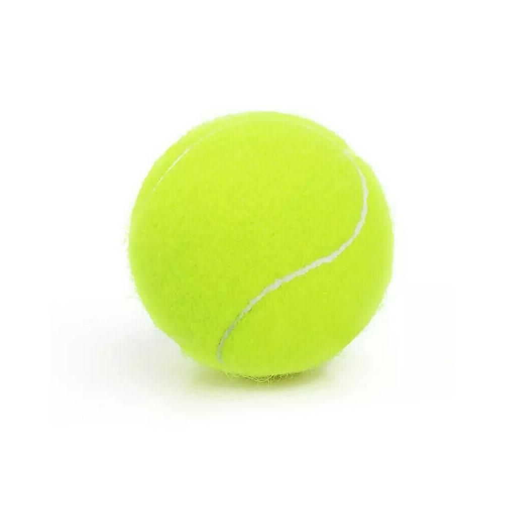 1 Pcs High Stretch Durable Tennis Practice Ball Competition Professional Tennis Rubber Tennis Training Practice U2D3