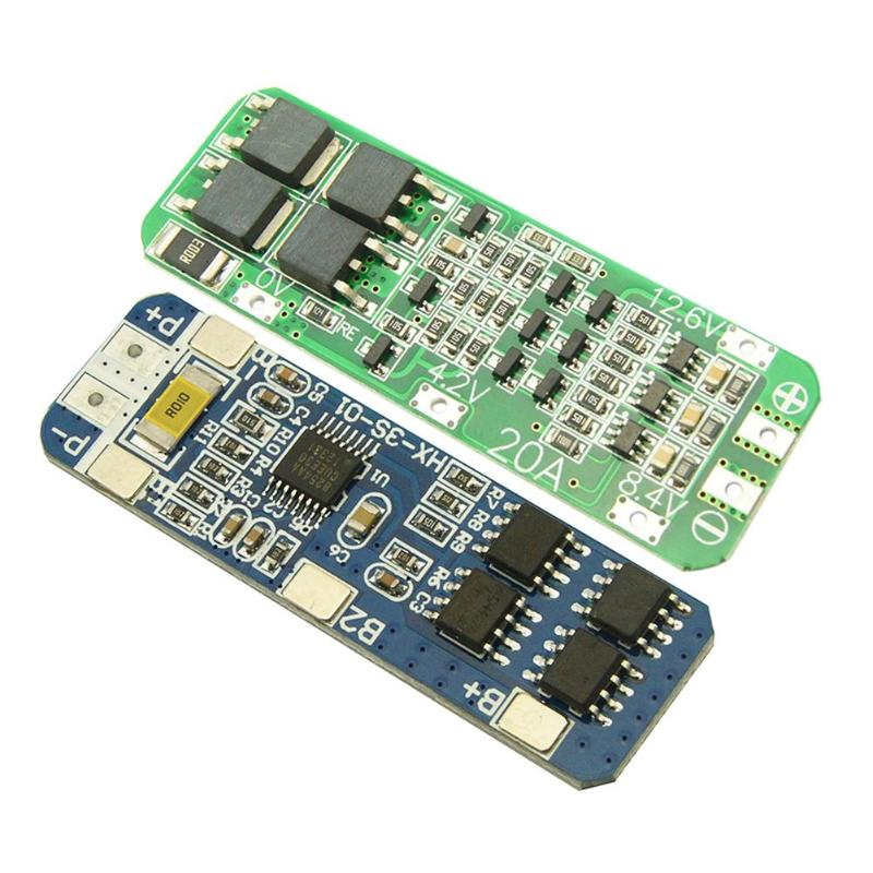 3S 20A Li-ion Lithium Battery 18650 Charger PCB BMS Protection Board Cell