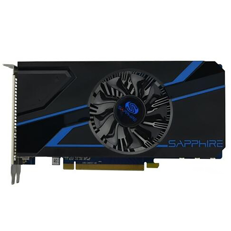 SAPPHIRE Radeon HD 7770 1GB Graphics Cards GPU For AMD HD7770 1G GDDR5 Video Cards PC Computer Gaming HDMI PCI-E X16 Used 2