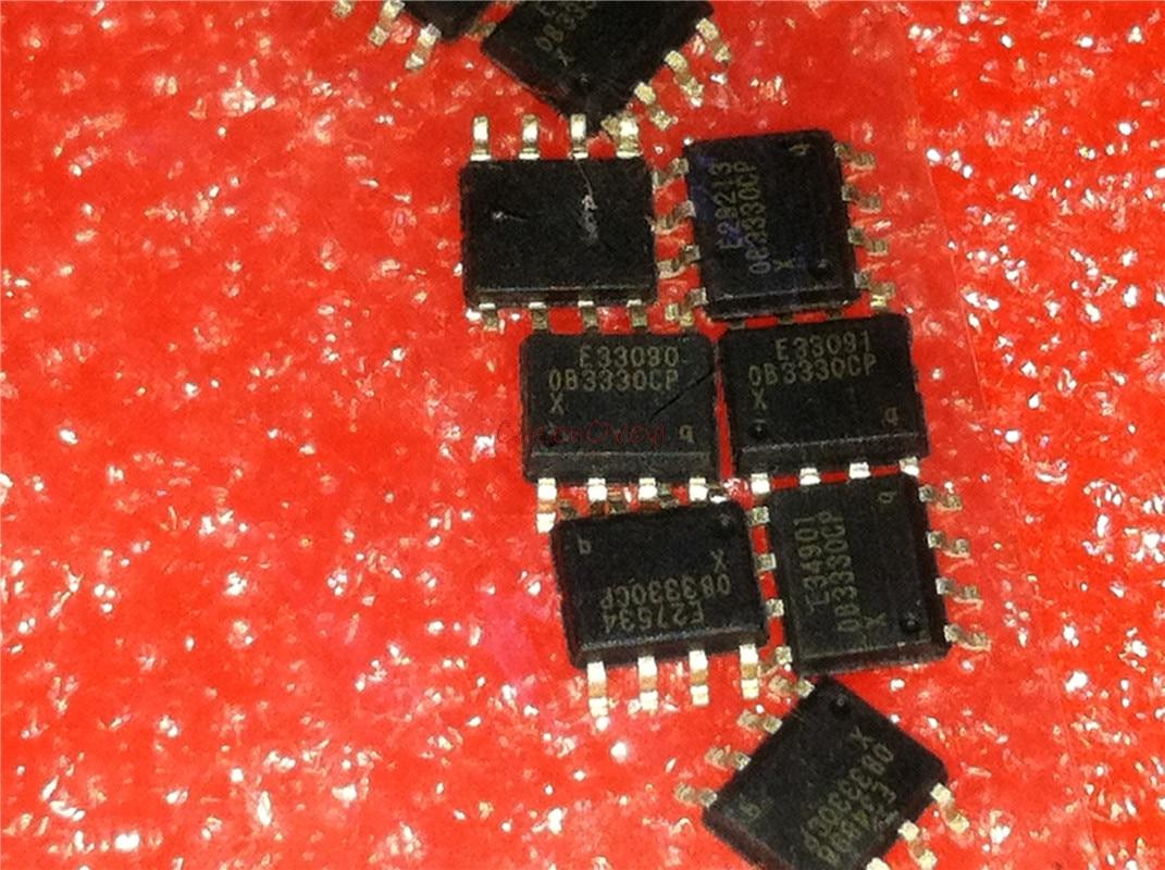 10pcs/lot OB3330CP OB3330C OB3330 SOP-8 In Stock