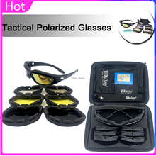 Daisy C5 Tactical Glasses Polarized Airsoft Paintball Shooti