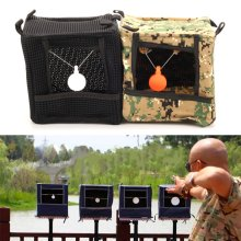 Foldable Shooting Slingshot Target Box Archery Hunting Catapult Case Holder For Practice Hunting Skill(China)