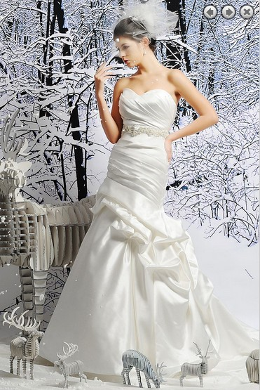 New Sexy Bridal Gown Brides White Long Dress Plus Size Bandage Crystal Belt Sweetheart Mernaid Mother Of The Bride Dresses