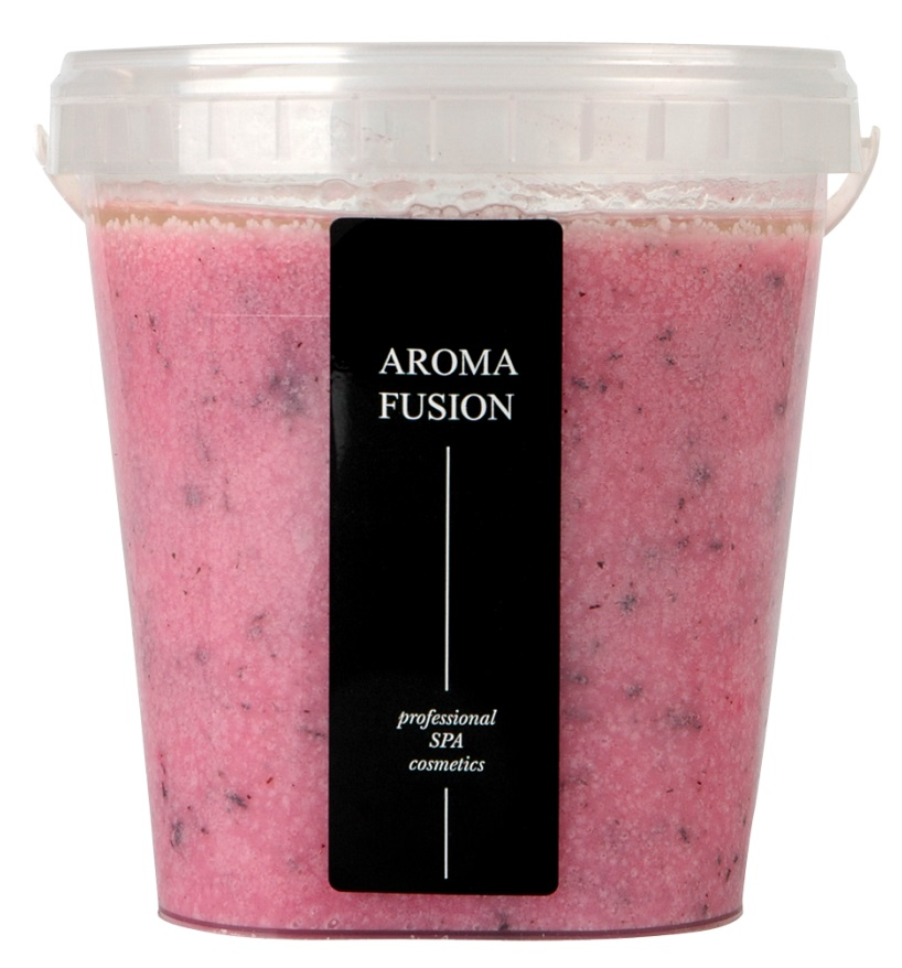 Body Scrubs AROMA FUSION ART0822 care for women and men body figure correction scrub cosmetics Unisex цена 2017