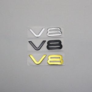 Image 4 - For Jeep Grand Cherokee Patriot Wrangler Compass Renegade 4X4 CRD V8 Rear Trunk Fender Emblem Logo Letters