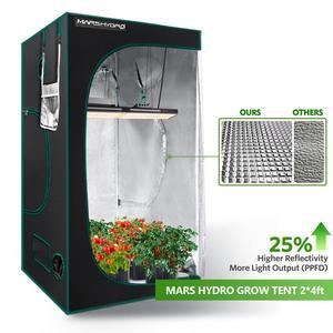 Image 5 - Newest Mars Hydro SP 6500 3000 150 LED Grow Light Full Spectrum Indoor Plant Veg Flower Lamp Zero Noise WaterProof