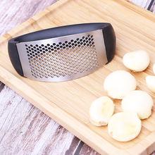 Кухонные принадлежности из нержавеющей стали пресс для чеснока