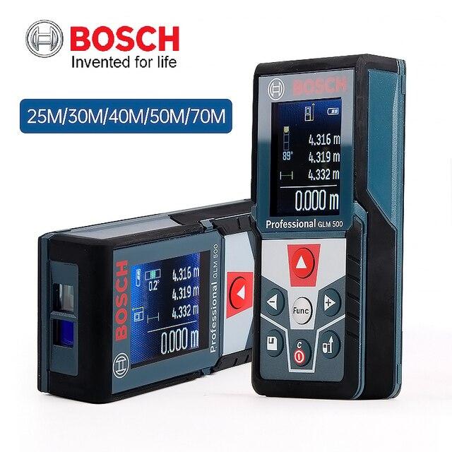 BOSCH Laser Range Finder 25/30/40/50/70 Meters Electronic Infrared Volume Room Ruler High Precision Measuring Instrument 1