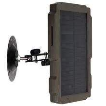Новая уличная солнечная панель 5000 мА 12 В зарядное устройство