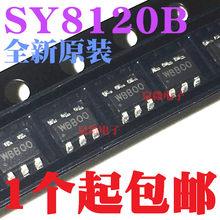 Original 10PCS/ SY8120B1ABC SY8120B WB SOT23-6