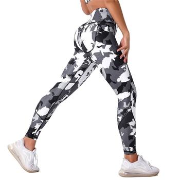 Women Compression Leggings 3D High Stretch Heroine Warrior Jeggings Trousers Fitness Rock Disco High Waist Pants Fitness Legging 1