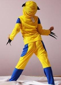 Image 4 - Новые костюмы Росомаха с когтями, детские костюмы на Хэллоуин для детей, маскарадные костюмы для маскарада моя геройская академия