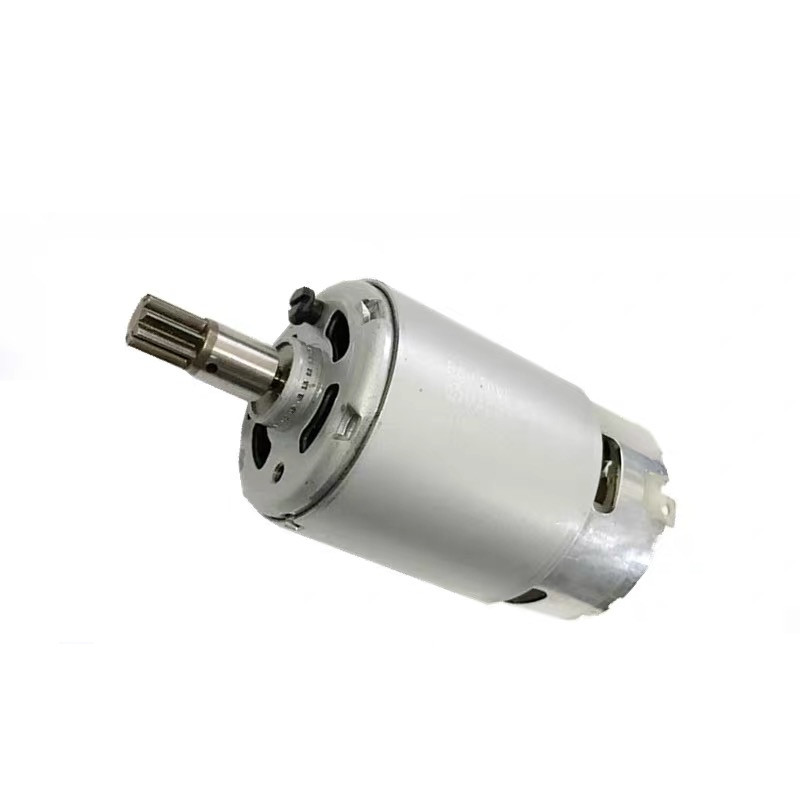 DC 8 Teeth Motor RS-550VD-6532 H3 For WORX 50027484 WU390 WX390 WX390.1 WX390.31 WU390.9 WX390.9 For Rock Well 20V H3 QN147Y12