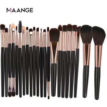 22pcs/set Makeup Brushes Kit Powder Eye Shadow Foundation Blush Blending Beauty Women Eye shadow Lip Cosmetic Make Up Brush недорого