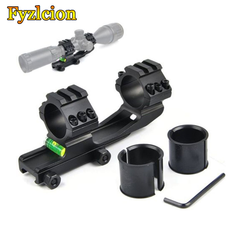 Tactical Hunting Dual Ring 30mm & 25.4mm 1