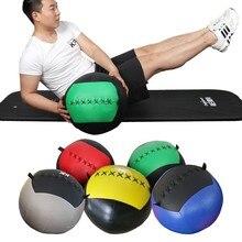 Ball Snatch No-Bounce Training Balance Medicine Weighted Cardio MMA Gym 35CM Empty Fitness