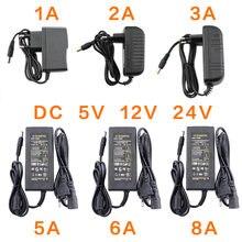 Адаптер питания светодиодный адаптер с 12 в пост Тока 5 В 6