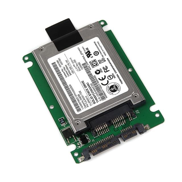 DingdingCat Micro SATA 16 Pin to SATA 22 Pin Converter Adapter Hight Quality