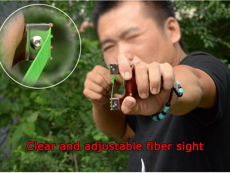 de fibra óptica, usando banda de borracha plana para fotografar