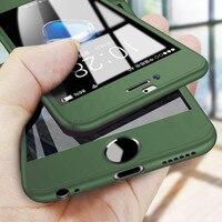 PC Telefon Fall Für Huawei Ehre Hinweis 9I P10 Plus Lite 8 9 Mate 10 Pro V10 V20 8XMAX 360 grad Mit Glas Film Schutz Abdeckung