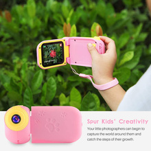 Kids Camera Video-Recorder Children Lcd-Screen Mini HD for Gift Toys Structure Foldable
