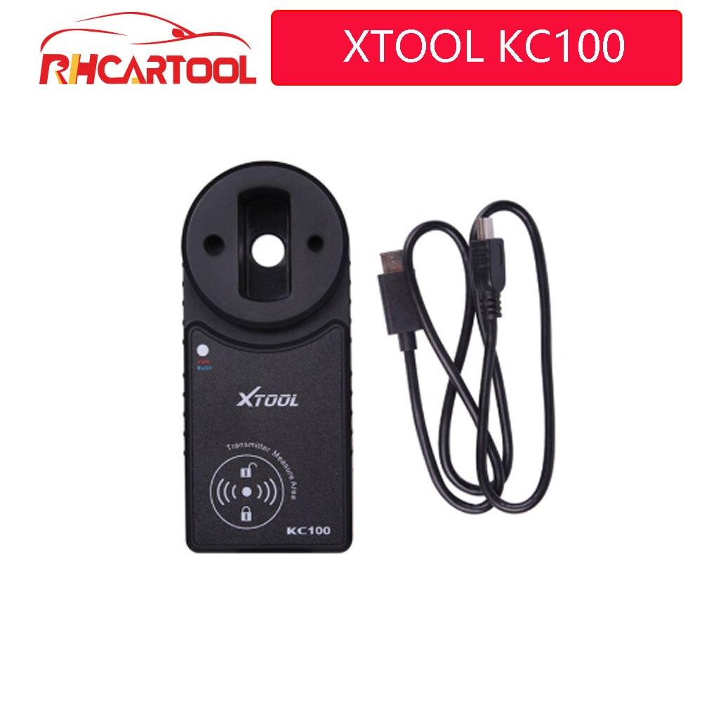 Originale XTOOL KC100 Strumento di Diagnostica Auto KC 100 Per X100 PAD2 Lavoro Per VW4 & 5th IMMO Come X100 PAD2 PRO Con Trasporto Libero