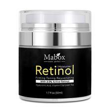 Vitamin C Whitening Shrinking Pores Firming Cream Retinol 2.5% Moisturizing Whitening Lotion Cream