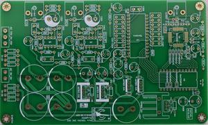 Image 1 - Alta fidelidade de áudio os3 saa7220p/b + tda1541 dac decodificador placa pcb