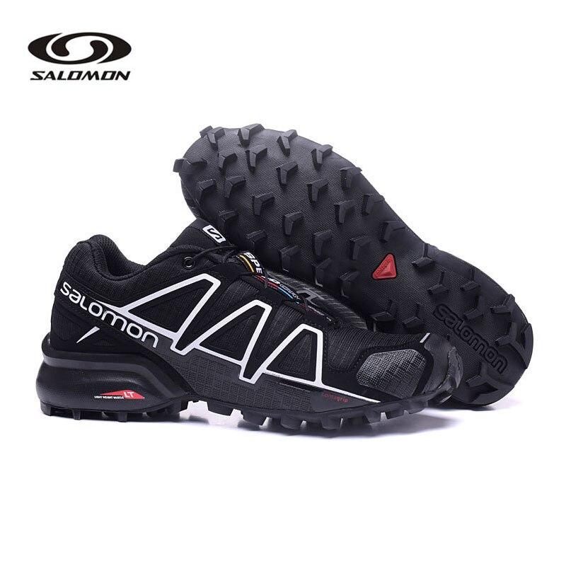 Salomon Women Speed Cross 4 CS Cross-country Running Shoes Sneakers Women Athletic Sport Shoes SPEEDCROSS 4 Fencing Shoes