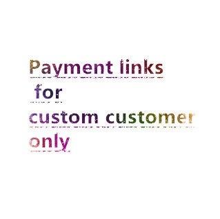 Visisap articoli Personalizzati Per I Clienti Stimati ---- Solo per Il Pagamento di Carica