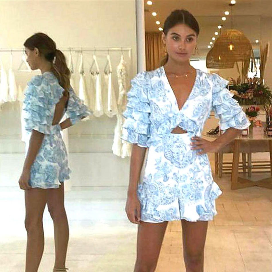 V-neck-Sexy-Holiday-Backless-Ruffle-Playsuit-Rompers-Womens-Beach-Blue-Jumpsuit-Vocation-and-Beach-Overalls