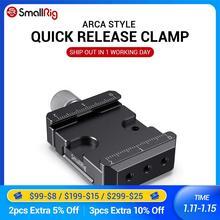 SmallRig Arca Typ Ronin SC Quick Release Clamp für DJI Ronin S / Ronin SC und ZHIYUN Kran Serie/Weebill S Gimbals 2506