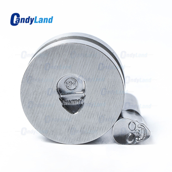 CandyLand Skull MB Tablet Die Powder Pill Press Die Candy Punch Die Set Custom Logo Punch Die Cast Pill Press For Tablet Machine