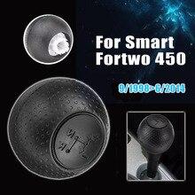 Shift Head Automatic Gearbox Shift Knob Shift Lever Handball  For Mercedes-Benz SMART FORTWO 450 9/1998- 6/2014