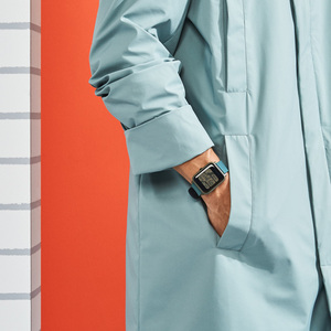 Image 5 - الأصلي الرياضة حزام ساعة اليد ل شاومي Huami Amazfit بيب لايت ساعة ذكية GTS GTR (42 مللي متر)