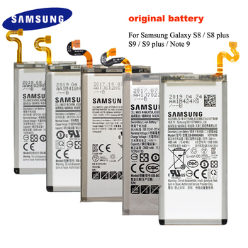 Original Battery For Samsung Galaxy S8 / S8 plus / S9 / S9 PLUS / Note 9  G950 G955 G960 G965 Replacement batteria Akku смартфон samsung galaxy s8 plus sm g955 золотистый