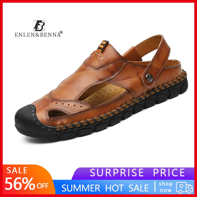 Sandals Shoes Flip-Flops Rubber Comfortable Large-Sizes Fashion Summer Mens Flat