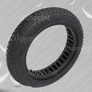 Image 1 - M365 Pro Roller Solide Reifen für Xiaomi Mijia M365 Skateboard 8,5 Nicht Pneumatische Dämpfung Reifen Stoßdämpfer Roller Kamera teil