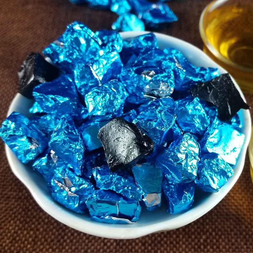 2011 Raw Chagao Blue Foil Packing High Quality Shen Cream Cha Gao Sheng Resin