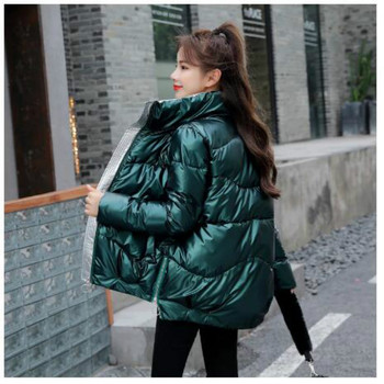 2020 New Winter Jacket High Quality stand-callor Coat Women Fashion Jackets Winter Warm Woman Clothing Casual Parkas 1