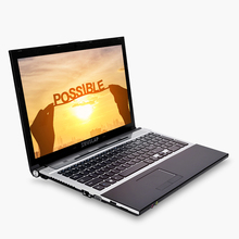 15.6inch Laptop Intel Core i7 CPU 8G RAM 128G 256G 360G 512GB SSD Built-in WIFI